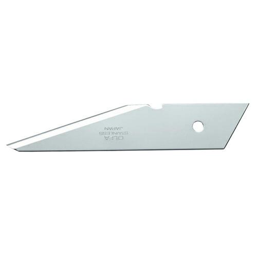 オルファ・クラフトナイフL‐替刃・ 大工道具:金切鋏・カッター:オルフォカッター替刃(代引き不可) P12Sep14