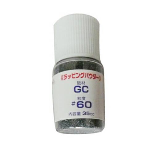 ナニワ・ラッピングパウダー・GC60 大工道具:砥石・ペーパー:研磨剤他(代引き不可) P12Sep14