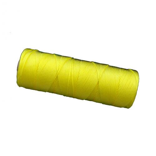 たくみ・ハイカラー水糸‐黄・ 大工道具:墨つけ・基準出し:ナイロン水糸(代引き不可) P12Sep14