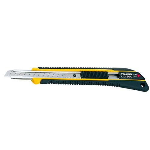 タジマ・グリ−A・LC-360YBL 大工道具:金切鋏・カッター:タジマカッター1(代引き不可) P12Sep14