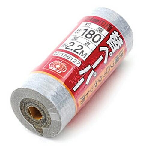 SK11・研磨ブロック替ペーパー・64MMヨウ180# 大工道具:砥石・ペーパー:サンダ—用ペーパー(代引き不可) P12Sep14