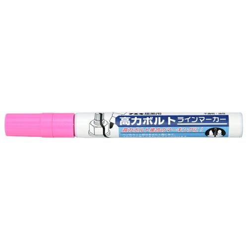 不易・高力Bラインマーカ蛍光ピンク・BMA10-H 大工道具:墨つけ・基準出し:マーカー・その他(代引き不可) P12Sep14