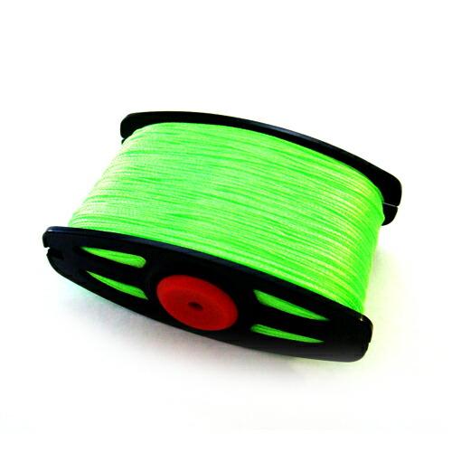 たくみ・ポケイト‐グリーン‐細240・4716 大工道具:墨つけ・基準出し:ナイロン水糸(代引き不可) P12Sep14