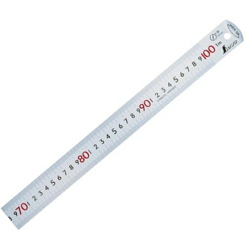 シンワ・ピックアップスケール・1M‐13140 大工道具:測定具:直尺(代引き不可)