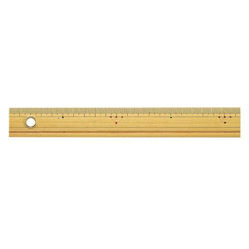 シンワ・竹ものさし・30CM‐71757 大工道具:測定具:直尺(代引き不可) P12Sep14