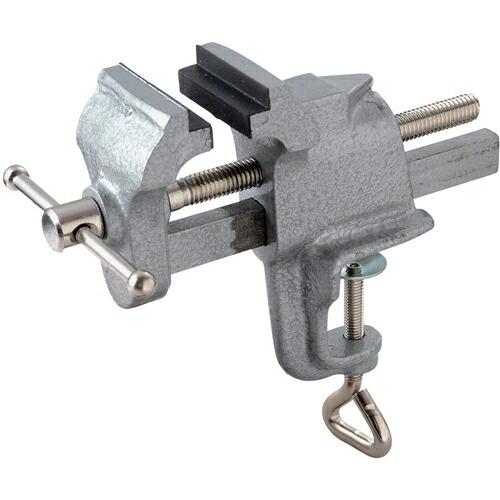 ラッキー・ワイドバイス・100MM 作業工具:クランプ・バイス:特殊バイス(代引き不可) P12Sep14
