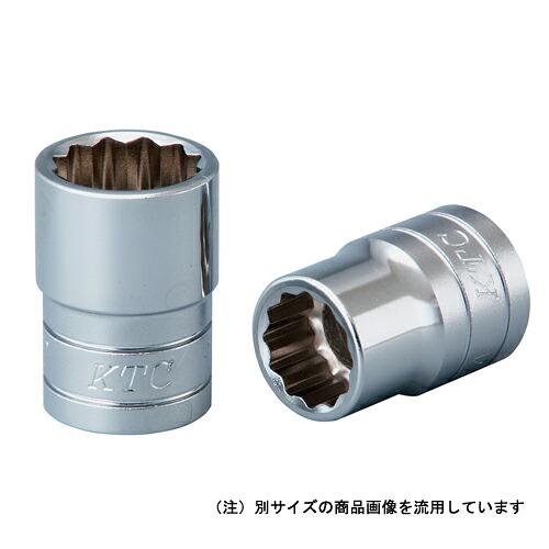 KTC・ソケット‐(12.7)・B4-22W-H 作業工具:ソケット:1/2ソケット(代引き不可) P12Sep14