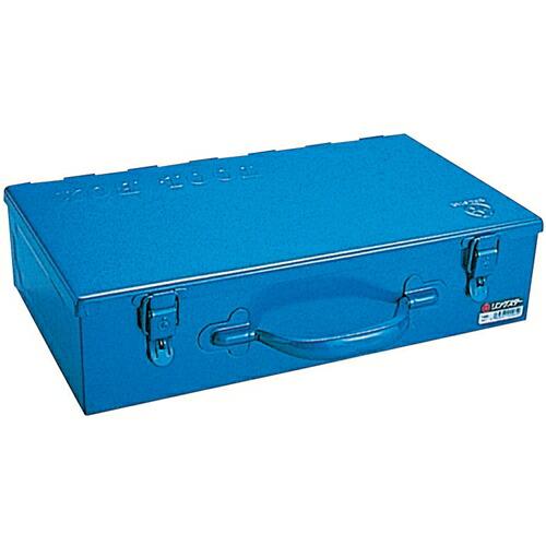 リングスター・工具箱‐T−400・ブルー 作業工具:工具箱:スチール製(代引き不可) P12Sep14