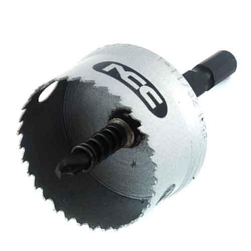 NCC・インパクトホールソーH−CX・35MM 先端工具:鉄工ドリル:メーカー品ホールソー(代引き不可) P12Sep14