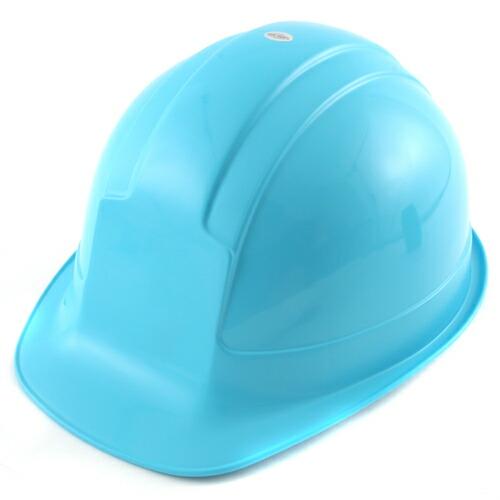 TOYO・ヘルメット水色・NO.300 先端工具:保護具・安全用品:TOYO製品(代引き不可) P12Sep14