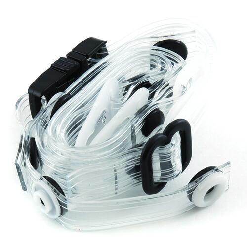 TOYO・透明ビニール下あご紐・TE-2 先端工具:保護具・安全用品:TOYO製品(代引き不可)
