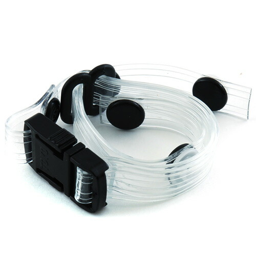 TOYO・透明ビニール下あご紐・TE-3 先端工具:保護具・安全用品:TOYO製品(代引き不可)