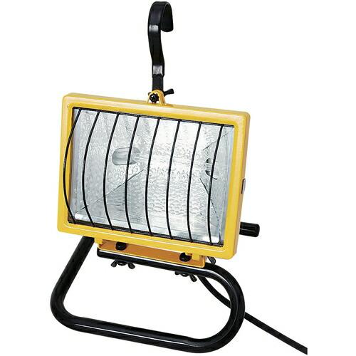Caster・ハロゲンライト‐500W・CHP-500 電動工具:作業・警告・防犯灯:投光器・替え球(代引き不可) P12Sep14