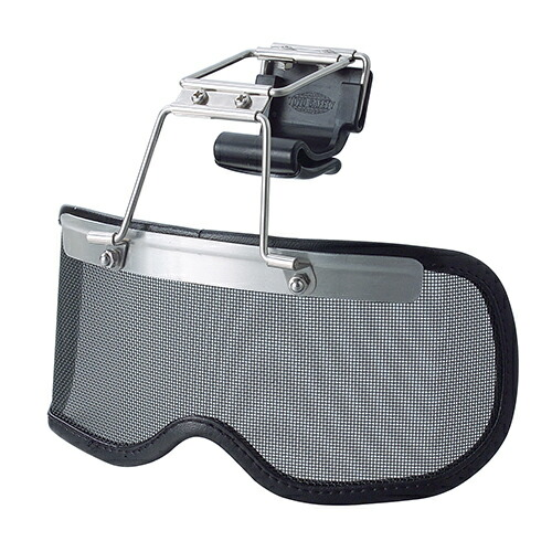 TOYO・帽子取り付け用メッシュメガネ・NO.1410 園芸機器:刈払機:刈払機パーツ(代引き不可) P12Sep14