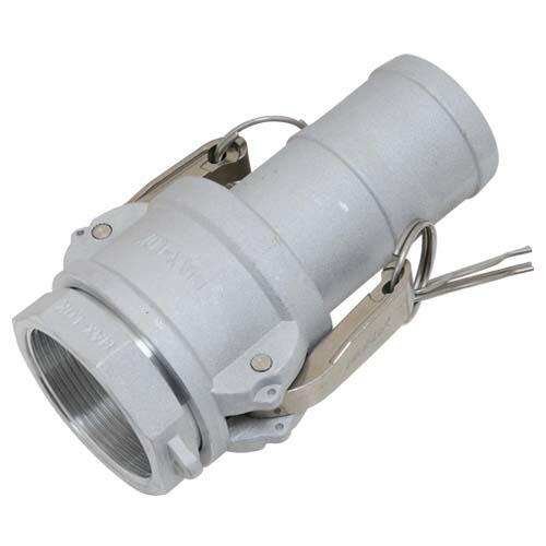 セフティ3・ワンタッチカップリングアルミ・50MM 園芸機器:ポンプ:ポンプパーツ(代引き不可) P12Sep14