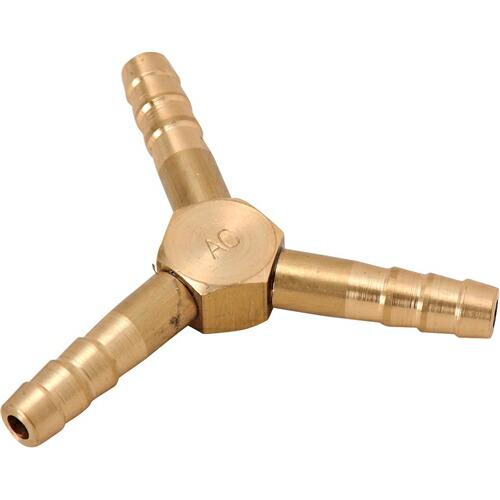 スズキット・アセチレン用三ツ又ジョイント・W-90 電動工具:溶接:溶接用アクセサリー(代引き不可) P12Sep14