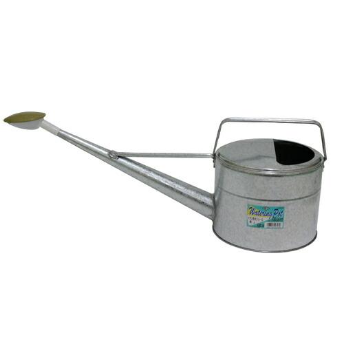 ・トタン散水ジョーロ・4L 園芸機器:散水・ホースリール:ジョーロ・水差(代引き不可) P12Sep14
