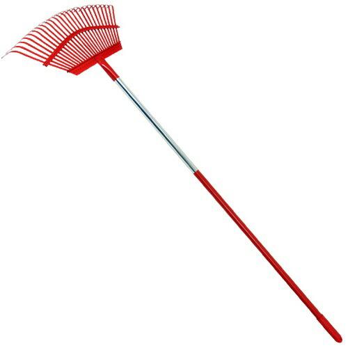 千吉・ローンクマデ‐25本爪・SGR-4 園芸道具:清掃具:クマデ(代引き不可) P12Sep14