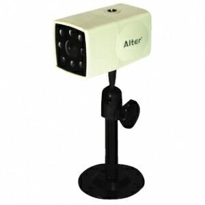 ALTER+ オルタプラス(キャロットシステムズ) mini DIY カメラ AT-1200 防犯カメラ P12Sep14