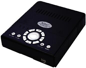ALTER+ オルタプラス(キャロットシステムズ) H.264デジタルレコーダー(320GB) AD-N432 防犯カメラ P12Sep14