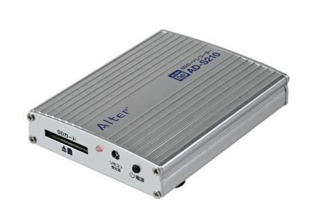 ALTER+ オルタプラス(キャロットシステムズ) SDカードレコーダー AD-S210 防犯カメラ P12Sep14