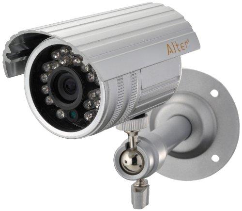 ALTER+ オルタプラス(キャロットシステムズ) 屋外用CCDカメラ AT-3100 防犯カメラ P12Sep14