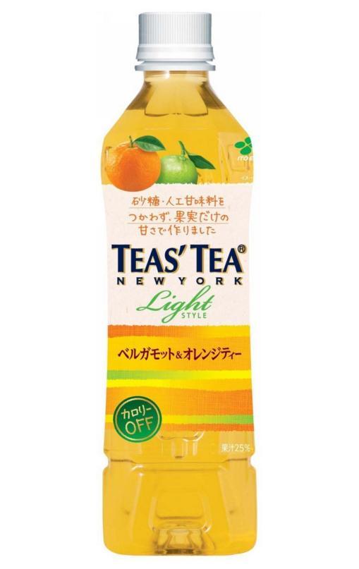 伊藤園 TEAS'TEA ベルガモット&オレンジティー 500ml×24本 1ケース 紅茶(代引き不可)  P12Sep14