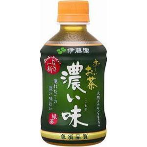 伊藤園 お〜いお茶 濃い味 ホット用 275ml×24本 1ケース おーいお茶(代引き不可)  P12Sep14