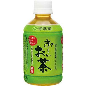 伊藤園 お〜いお茶 緑茶 295ml×24本 1ケース おーいお茶(代引き不可) P12Sep14
