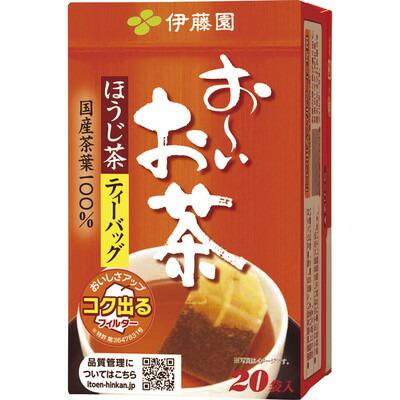伊藤園 おーいお茶 ほうじ茶 ティーバッグ 10箱(代引き不可)  P12Sep14