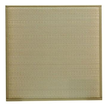 純国産 ユニット畳 『微笑み』 82×82×2.2cm(4枚1セット)(中材:ウレタンチップ+硬綿) P12Sep14