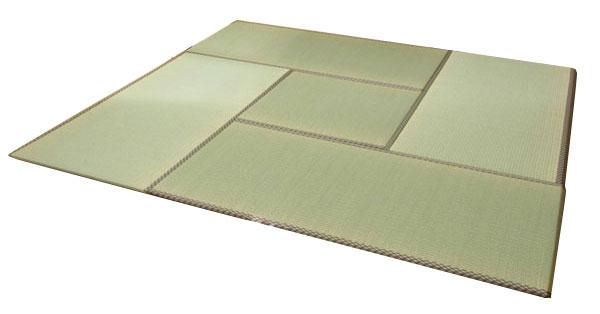 純国産 ユニット畳 『安座』 88×88×2.2cm(2枚1セット) P12Sep14
