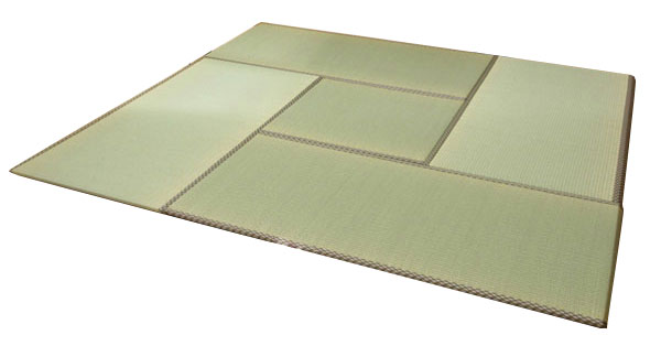 純国産 ユニット畳 『安座』 88×176×2.2cm(3枚1セット) P12Sep14