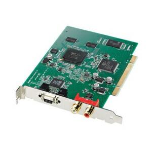 I-O DATA D4入力&フルHD対応 MPEG-2 ビデオキャプチャボード PCIモデル GV-D4VR P12Sep14