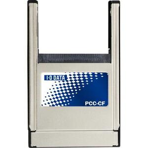 I-O DATA PCカードType IIスロット用コンパクトフラッシュアダプター PCC-CF P12Sep14