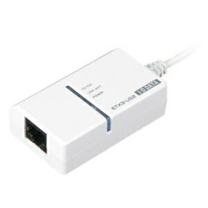 I-O DATA USB接続LANアダプター ETX3-US2 P12Sep14