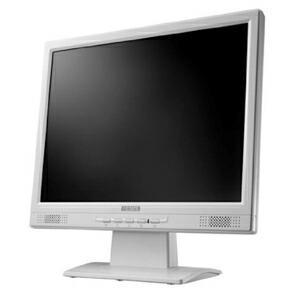アイ・オー・データ機器 XGA対応 15型スクエア液晶 (ホワイト) 2014年1月1日より3年保証 LCD-AD157GW P12Sep14