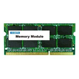 I-O DATA ノートPC用 PC3-10600(DDR3)対応メモリー 低消費電力モデル 1GB SDY1333-H1G P12Sep14