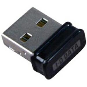 I-O DATA IEEE802.11n/g/b準拠 150Mbps(規格値) 超小型無線LANアダプター ブラック WN-G150UMK P12Sep14