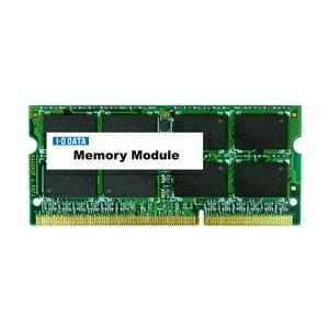 アイ・オー・データ機器 ノートPC用 PC3L-12800(DDR3L-1600)対応メモリー 低電圧タイプ 4GB SDY1600L-4G P12Sep14