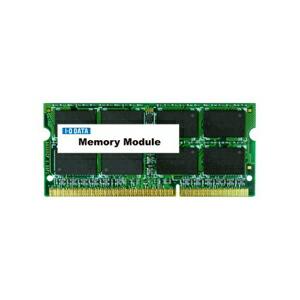 アイ・オー・データ機器 ノートPC用 PC3L-12800(DDR3L-1600)対応メモリー 低電圧/低消費電力モデル 4GB SDY1600L-H4G P12Sep14