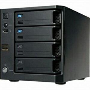 アイ・オー・データ機器 WD Red搭載 RAID6対応 大容量ビジネスNAS 「LAN DISK」 2ドライブモデル 2TB HDL-XR2.0W/2D P12Sep14