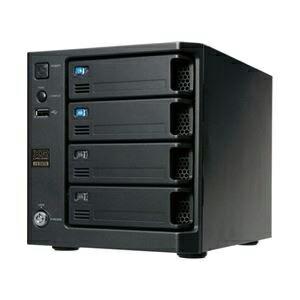 アイ・オー・データ機器 WD Red搭載 RAID6対応 大容量ビジネスNAS 「LAN DISK」 2ドライブモデル 6TB HDL-XR6.0W/2D P12Sep14