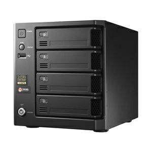 アイ・オー・データ機器 WD Red搭載 ウイルス対策機能搭載 RAID6対応 大容量ビジネスNAS 「LAN DISK」 4TB HDL-XR4W/TM3 P12Sep14