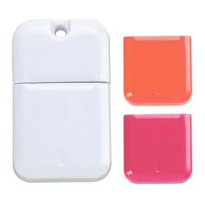 I-O DATA USB 3.0対応USBメモリー コンパクトデザインモデル白 キャップ色オレンジ&ピンク 8GB U3-CPSL8G/OP P12Sep14