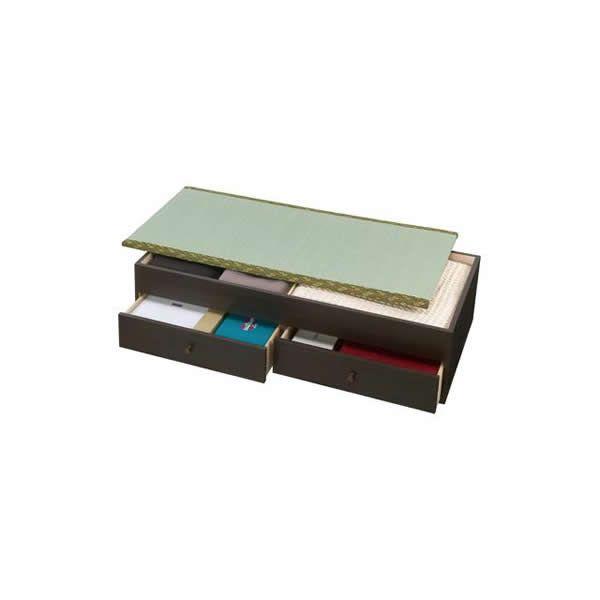 高床式ユニット畳[一畳引出し付] JPS-03(代引き不可) P12Sep14