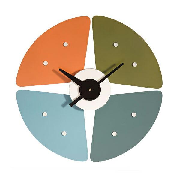 ペタルクロック ジョージ・ネルソン Petal Clock George Nelson 掛け時計(代引き不可) P12Sep14