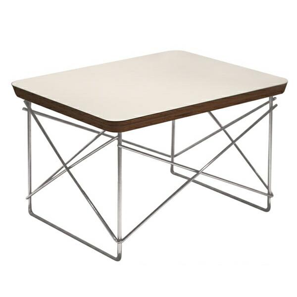 チャールズ&レイ・イームズ LTRテーブル (ローテーブルラッド ワイヤーテーブル) Eames イームス リプロダクト(代引き不可) P12Sep14