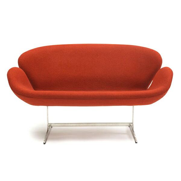 アルネ・ヤコブセン スワンソファ(ファブリック) Arne Jacobsen Swan Sofa リプロダクト(代引き不可) P12Sep14