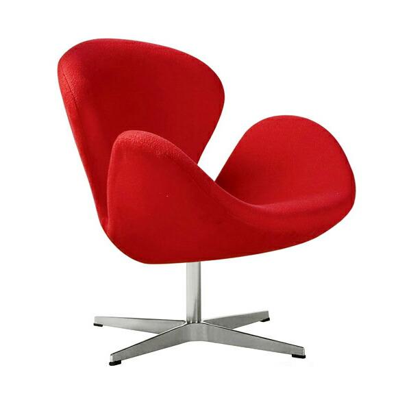 アルネ・ヤコブセン スワンチェア(ファブリック) Arne Jacobsen Swan Chair リプロダクト(代引き不可) P12Sep14